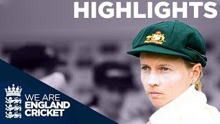 Download England v Australia Kia Women's Test Match | Day 3 Highlights | The Women's Ashes 2019 Video