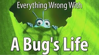 Download Everything Wrong With A Bug's Life In 13 Minutes Or Less Video
