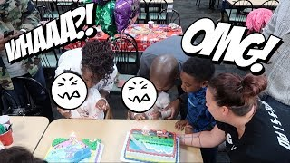 Download THE TWINS' CHUCK E CHEESE 2ND BIRTHDAY PARTY *EPIC FAIL*! (SERIOUSLY!) 😫😫👶🏽👶🏾 Video