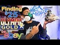 Download Olympic Gold found on eBay for $25. Video