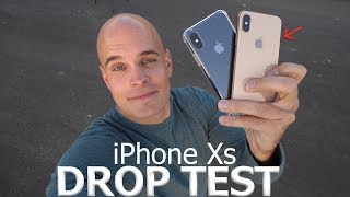 Download New iPhone Xs DROP Test!! - I was wrong... Video