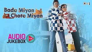 Download Bade Miyan Chote Miyan Jukebox - Full Album Songs | Amitabh Bachchan, Govinda, Raveena Tandon Video