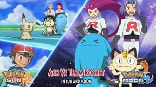 Download Alola Ash Vs Team Rocket (Vs Jessie and James) Video