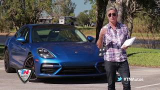 Download Porsche Panamera Turbo - Contacto - Matías Antico - TN Autos Video