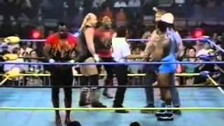 Download WCW Halloween Havoc 1993 Part 1 Video