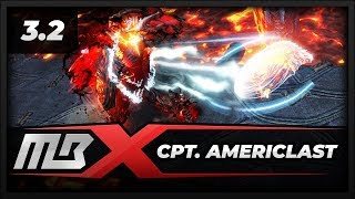 Download [Path of Exile] – 3.2 – Captain Americlast – Spectral Shield Throw Scion Video