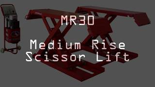 Download Redmount Medium Rise Scissor Lift (Mobile) Video