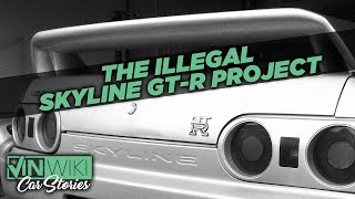 Download Why did I trade my nice 240 for an illegal Skyline? Video