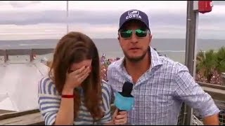 Download Luke Bryan and Jeannie in Panama City, Florida on Ellen Video