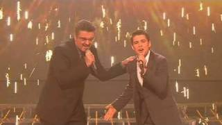 Download The X Factor 2009 - Joe & George Michael: Don't Let The Sun - Live Show 10 (itv/xfactor) Video