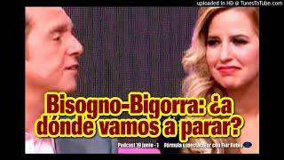 Download Bisogno y Raquel Bigorra, ¿a dónde vamos a parar? Fórmula Espectacular con Flor Rubio. 19/6-1 Video