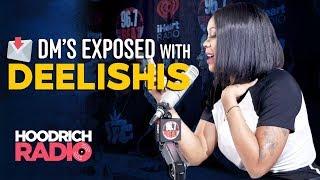 Download DM's Exposed: How Deelishis Shot Her Shot with Shannon Sharpe, Matt Kemp, & More with DJ Scream Video