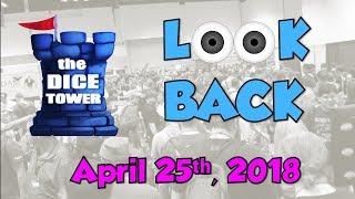 Download Dice Tower Reviews: Look Back - April 25, 2018 Video