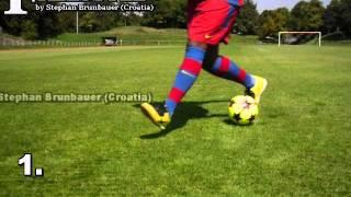 Download ◄║►NAJBOLJI NOGOMETNI TRIK LIONEL MESSI◄║►NOGOMET TRIKOVI FEINTS DRIBLOVANJE FUDBALA Video