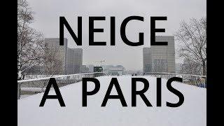 Download PARIS 12EME SOUS LA NEIGE MERCREDI 7 FÉVRIER 2018 twitter/COACHINGMETEO Video