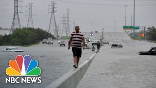 Download 'Our Town Is Destroyed': Texans Face Hurricane Harvey Destruction | NBC News Video