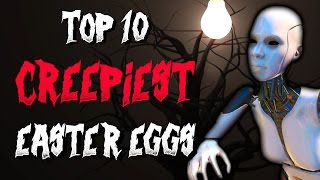 Download Top 10 Creepiest Video Game Easter Eggs! Video