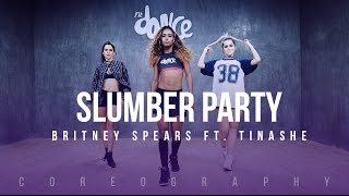 Download Slumber Party - Britney Spears ft. Tinashe - Coreography - FitDance Life Video