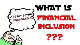 Download WHAT IS FINANCIAL INCLUSION? Video