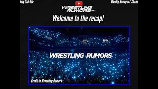 Download James Storm Concussion, Colons Request Release & Austin Aries Released : : June 3rd-9th Weekly Recap Video