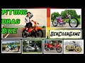 Download Kumpulan Modifikasi Honda Pitung C70 2017 Indonesia - Pitung Drag Bike Fans Club Video