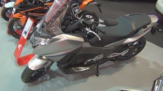 Download Honda Integra 750 (2018) Exterior and Interior Video