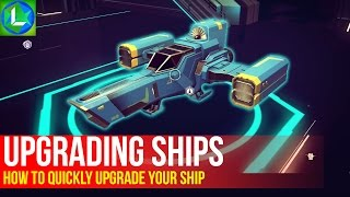 Download No Man's Sky - How To Quickly Upgrade Your Ship Video