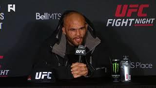 Download UFC Fight Night Winnipeg: Robbie Lawler - ″It Just Wasn't My Night″ Video
