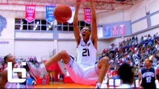 Download 7'0″ Isaiah Austin Is Extremely Skilled! - Official Senior Season Mixtape! Soon To Be NBA Pro! Video