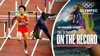 Download Hurdler Liu Xiang's Historic Gold Display in Athens 2004 | Olympics on the Record Video