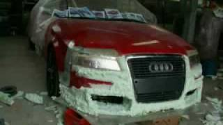 Download audi a6 c5 tuning 1 Video