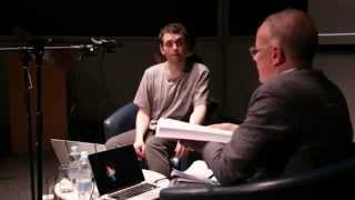 Download Ed Atkins in conversation with Hans Ulrich Obrist - Performance Capture - MIF15 Video