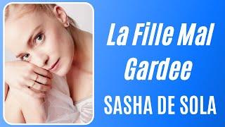 Download Sasha de Sola (SFB): La Fille Mal Gardée Variation, YAGP 2001 (Age 10) Video