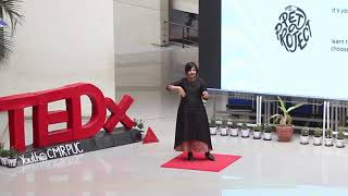 Download Art: A way to express yourself | Ankita Shinde | TEDxYouth@CMRPUC Video