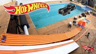 Download Hot Wheels Pista Grande Triplo Looping - Carrinhos de Brinquedos #80 Video
