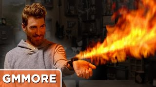 Download Playing with Pyro Mini Fireshooter Video