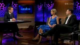 Download McCann's Irish RTE Late Late Show Interview May 13 2011 Video