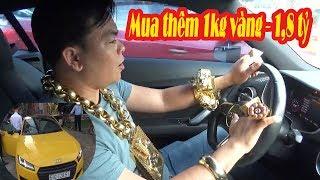 Download Phúc XO lái siêu xe đi mua thêm vàng Đội tuyển Việt Nam sẽ vô địch Video