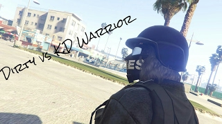 Download GTA 5 | DIRTY PLAYER VS KD WARRIOR (Read Description) Video