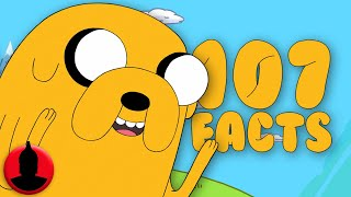 Download 107 Jake the Dog Facts YOU Should Know (107 Facts S6 E16) | Channel Frederator Video