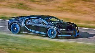 Download 0-400-0 km/h: Bugatti Chiron Video