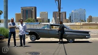 Download Cruising Lowriders At Miranda's Custom Cars: Garage Tours With Chris Forsberg Video