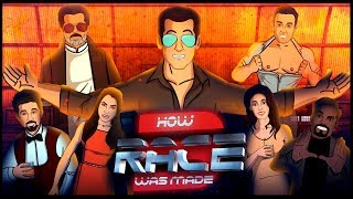 Download How Race 3 was made || Shudh Desi Endings Video