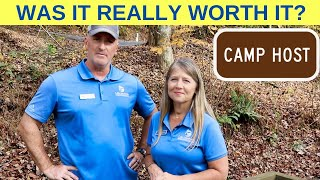 Download Camp Host Jobs (ARE THEY REALLY WORTH IT) - Full Time RV Living Video