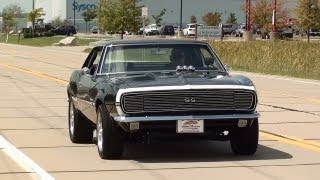 Download Test Driving 1967 Chevrolet Camaro 502 Big-Block Restomod - Fast Lane Classic Cars Video