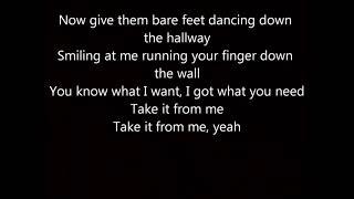 Download Take It From Me by Jordan Davis Lyrics Video
