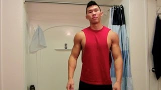 Download MAKE A CUT-OFF MUSCLE TANK - Life After College Vlog: Ep. 119 Video