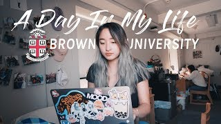 Download First Day of College Classes | Brown University Video