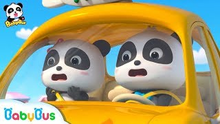 Download Baby Panda Attends Monster Car Show | Monster Car Story | Kids Good Habits | BabyBus Video