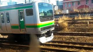Download E231系東海道線 VS E217系横須賀線の熱い競走 Video